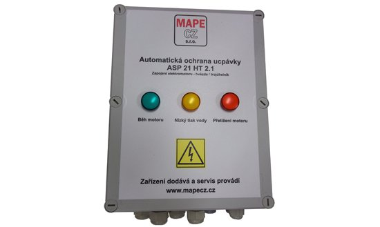 ASP 21 Automatic seal protection